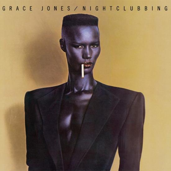 19/11/2014 : GRACE JONES - Nightclubbing (Reissue)