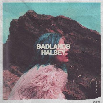 13/09/2015 : HALSEY - Badlands