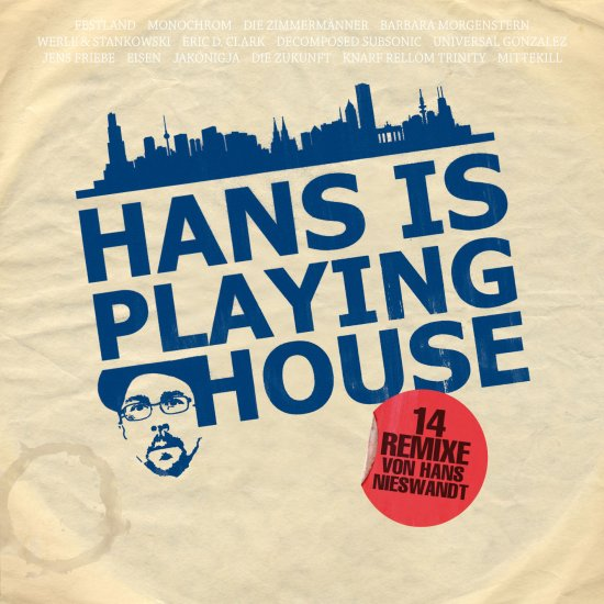 08/08/2011 : HANS NIESWANDT - Hans is playing house