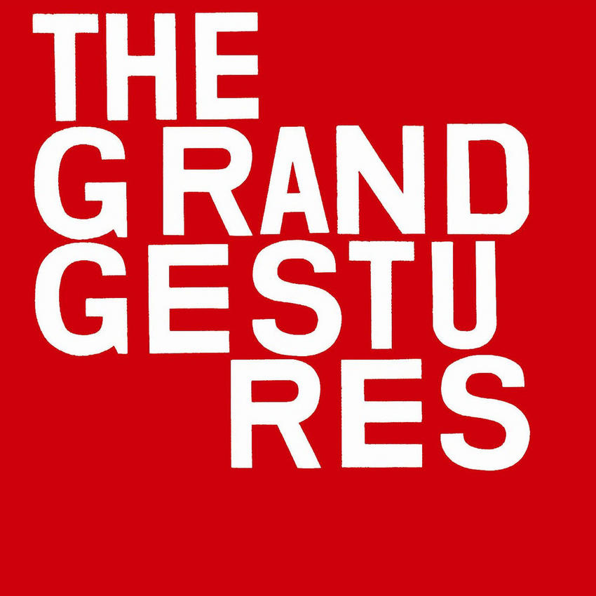 15/12/2015 : THE GRAND GESTURES - Happy Holidays