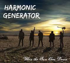 15/06/2014 : HARMONIC GENERATOR - When the sun goes down