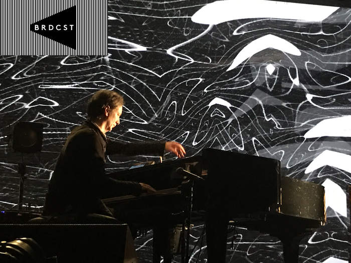 10/04/2017 : HAUSCHKA - Live in the AB, Brussels | 07.04.2017