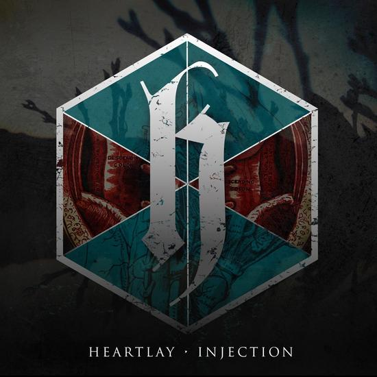 11/12/2014 : HEARTLAY - Injection EP