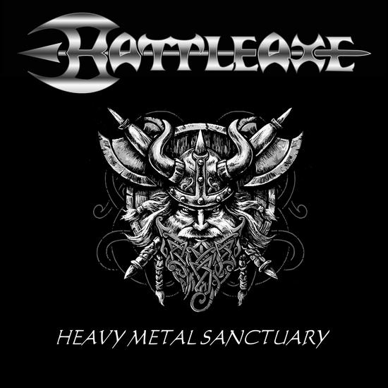 04/06/2014 : BATTLEAXE - Heavy Metal Sanctuary