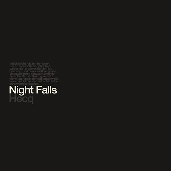 09/12/2016 : HECQ - Night Falls (Remastered)