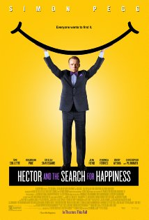 10/11/2014 : PETER CHELSOM - Hector And The Search For Happiness