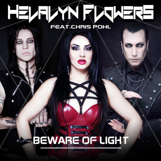 11/10/2015 : HELALYN FLOWERS - Beware Of Light (feat. Chris Pohl) EP