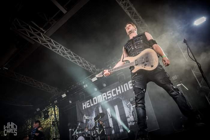 HELDMACHINE - Amphi