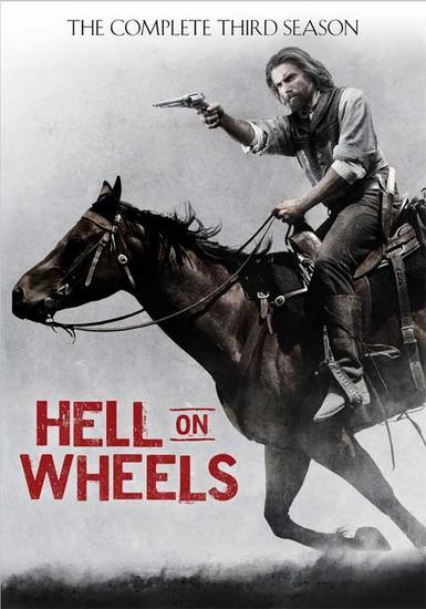 07/12/2014 :  - HELL ON WHEELS SEASON 3