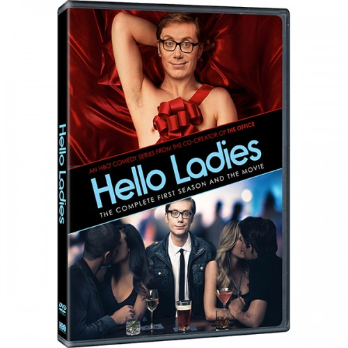 28/05/2015 :  - HELLO LADIES - THE COMPLETE SERIES