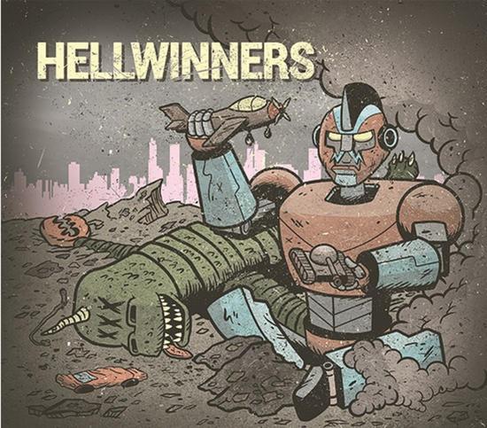 11/07/2014 : HELLWINNERS - HELLWINNERS