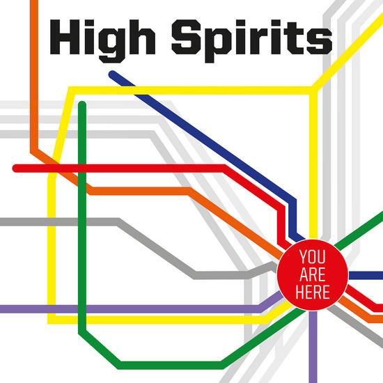 23/04/2014 : HIGH SPIRITS - You are here