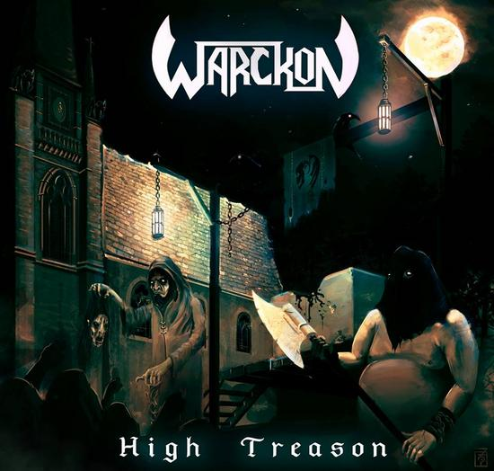 13/05/2014 : WARCKON - High Treason
