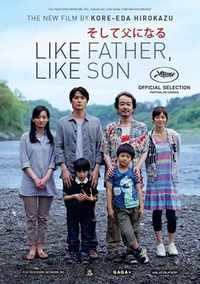 23/04/2014 : HIROKAZU KOREEDA - Like Father, Like Son
