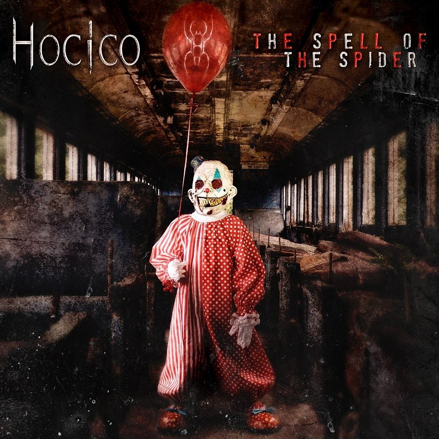 NEWS Hocico - Spell of The Spider - German tour dates