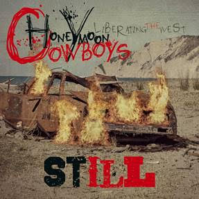 NEWS Honeymoon Cowboys releases its debut album.