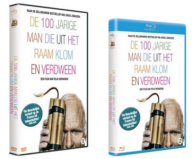 NEWS Hundraåringen out on DVD and Blu-ray (Wild Bunch)