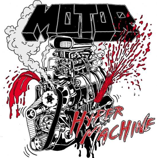30/03/2011 : MOTOR - Hypermachine