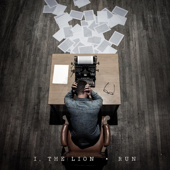 11/02/2015 : I, THE LION - Run (EP)