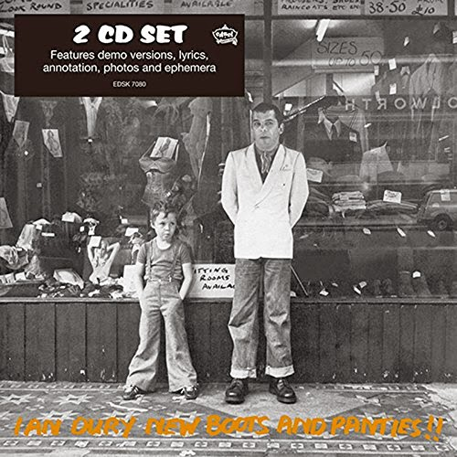 24/03/2015 : IAN DURY - New Boots and Panties/Do It Yourself