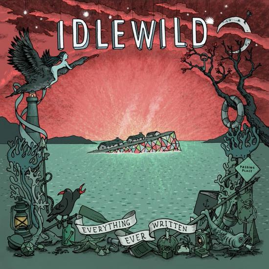 07/03/2015 : IDLEWILD - Everything Ever Written