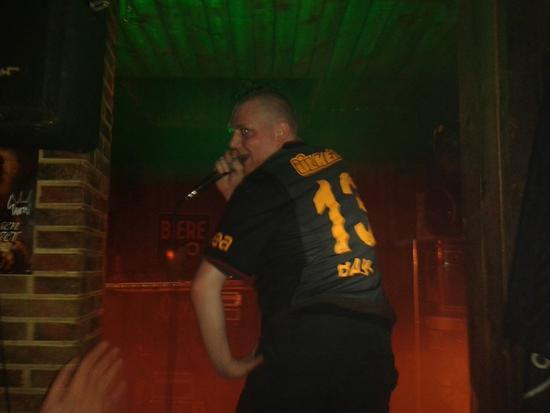 04/05/2014 : BAK XIII - In Omnia Paratus-tour: Tournai-concert 02-05-2014