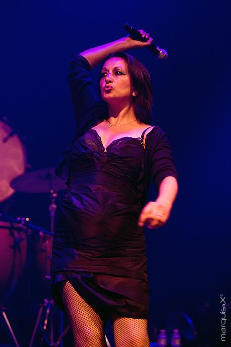 IN THE NURSERY - Gothic Festival, Waregem, Belgium