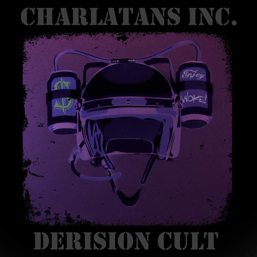 NEWS Industrial Metal Band DERISION CULT Drops Fifteenth Album, 'Charlatans Inc.'