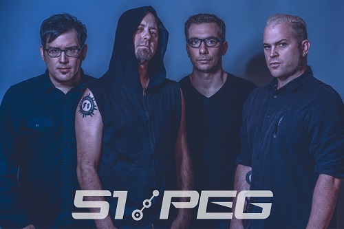 NEWS Industrial/Rock Band 51 PEG Breaks 14 Year Silence with AVOID