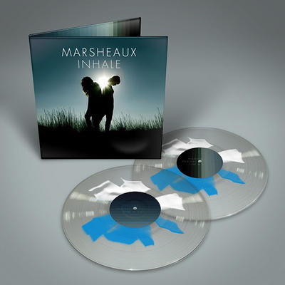 NEWS Inhale by Marsheaux back on vinyl