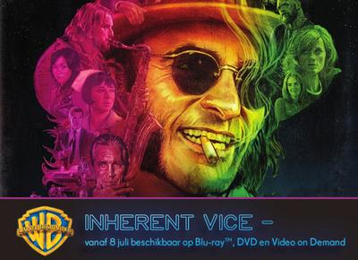 NEWS Inherent Vice comes on DVD and Blu-ray