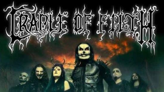 04/11/2015 : CRADLE OF FILTH - Antwerp, Trix (29/10/1015)