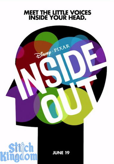 23/06/2015 : PETE DOCTOR - Inside Out