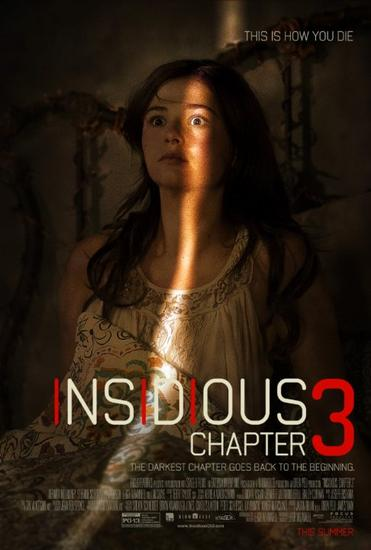 17/07/2015 : LEIGH WHANNELL - Insidious: Chapter 3