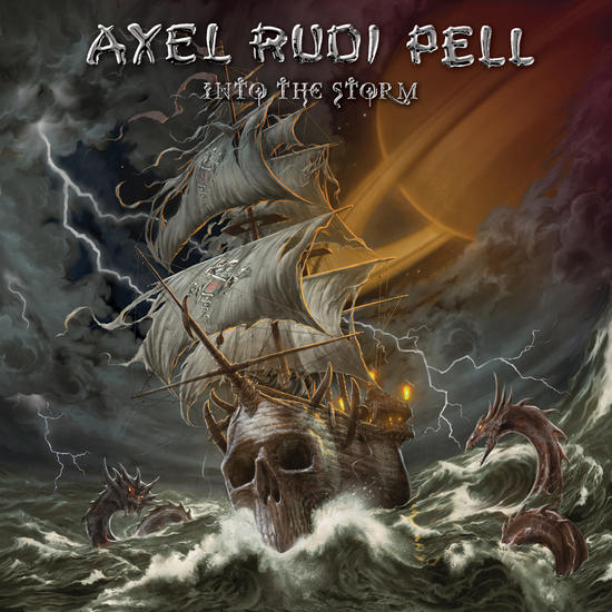18/04/2014 : AXEL RUDI PELL - Into The Storm