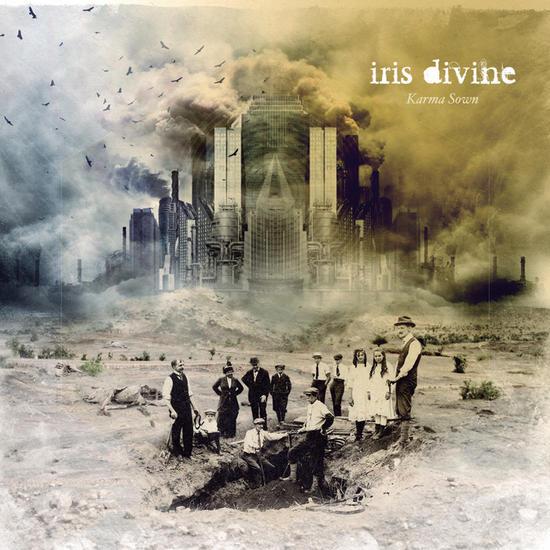 19/03/2015 : IRIS DIVINE - Karma Sown