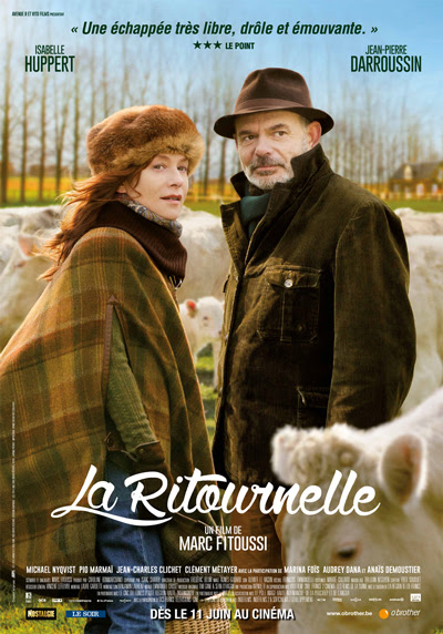 NEWS Isabelle Huppert returns to the silver screen