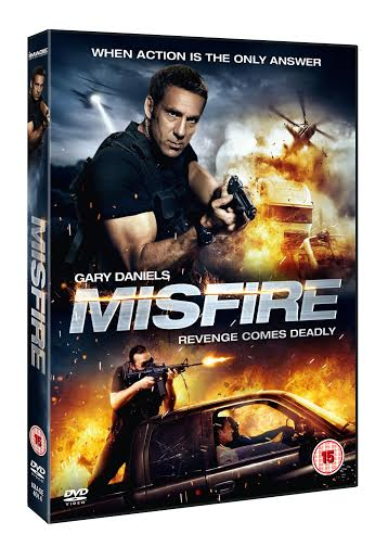 NEWS It's Kill or be Killed in 'Misfire' on DVD 6 October 2014 (Image Entertainment)