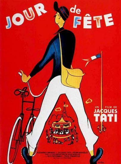 20/03/2014 : JACQUES TATI - Jour De Fete
