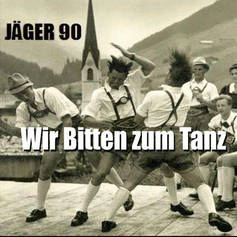 22/08/2013 : JäGER 90 - Wir bitten zum Tanz