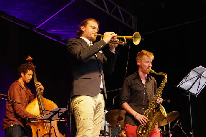 11/12/2016 :  - JazzContest, Hof van Busleyden, Mechelen (26/08/2016)
