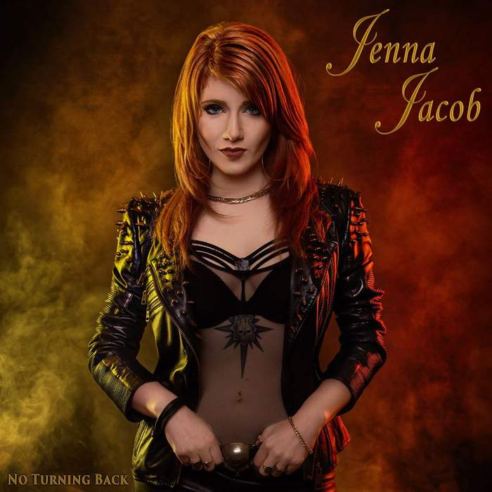 10/12/2016 : JENNA JACOB - No Turning Back