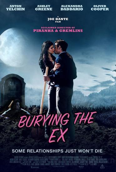 28/05/2015 : JOE DANTE - Burying The Ex