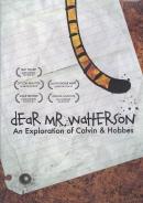 10/11/2014 : JOEL ALLEN SCHROEDER - Dear Mr. Watterson