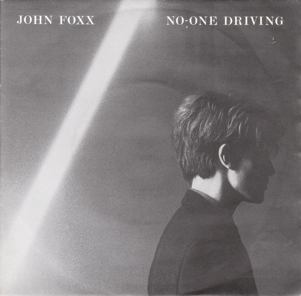 NEWS No-One Driving since 1980! John Foxx released his second 7' 41 years ago!