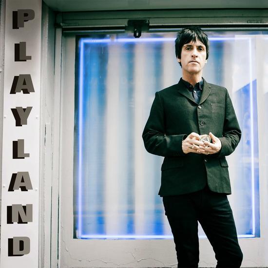 17/10/2014 : JOHNNY MARR - Playland