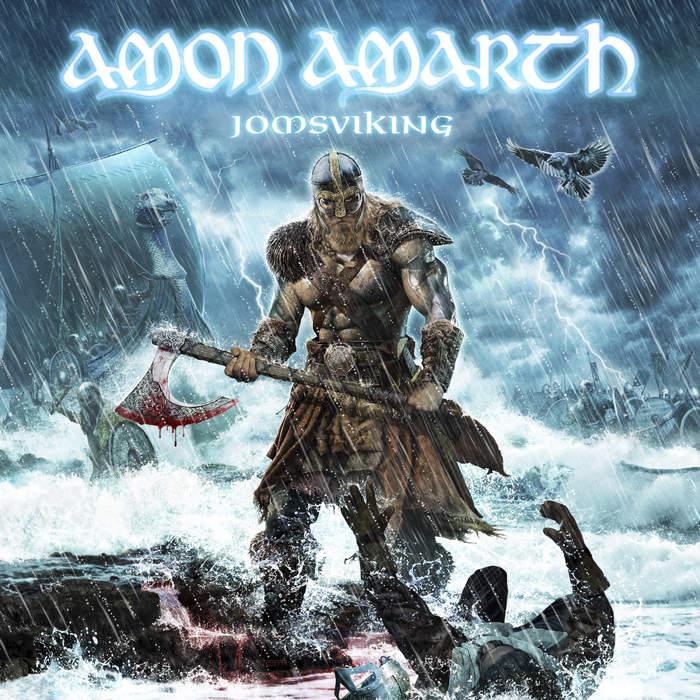 09/12/2016 : AMON AMARTH - Jomsviking