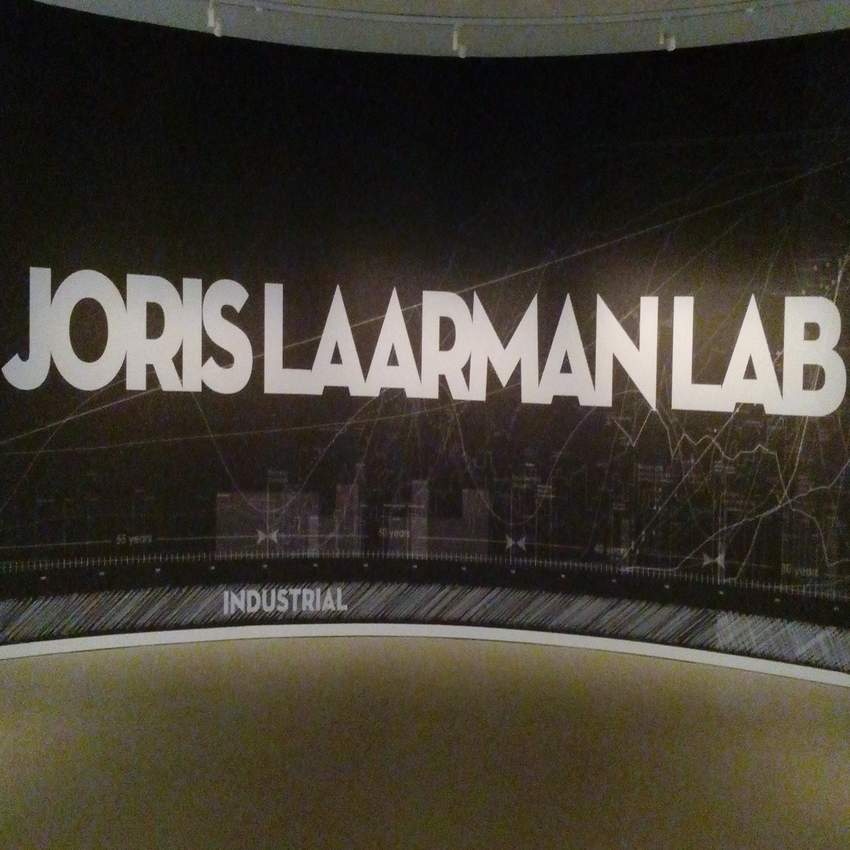 05/01/2016 : JORIS LAARMAN - Joris Laarman Lab (Groningen, Groninger Museum, until/tot 10/04/2016)