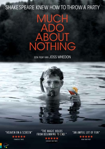 20/05/2014 : JOSS WHEDON - Much ado about nothing