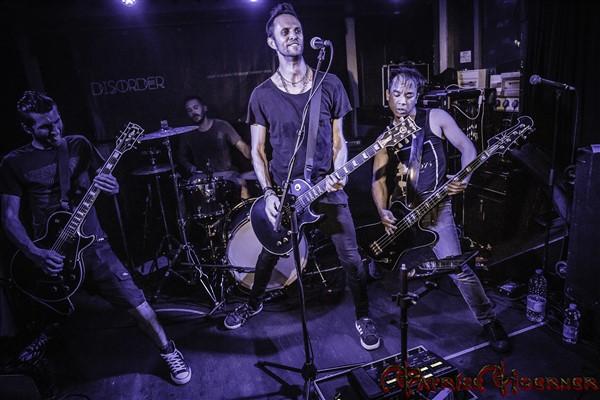 JOY/DISASTER - Blue Shell Köln
